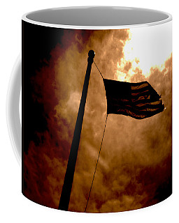 Ascend From Darkness Coffee Mug