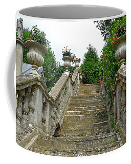 Ascending Garden Coffee Mug
