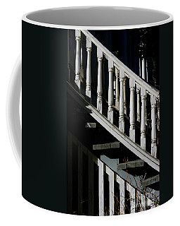 Ascending Into Another Time Coffee Mug by Vicki Pelham