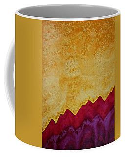 Ascension Original Painting Coffee Mug by Sol Luckman