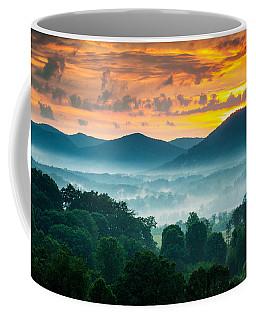 Pisgah National Forest Coffee Mugs