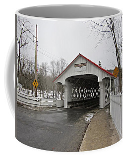 Ashuelot Bridge Coffee Mug