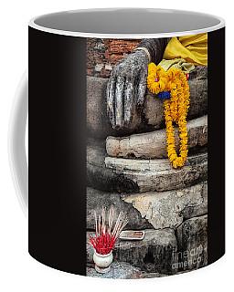 Asian Buddhism Coffee Mug