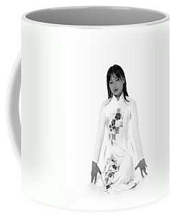 Asian Girl Coffee Mug