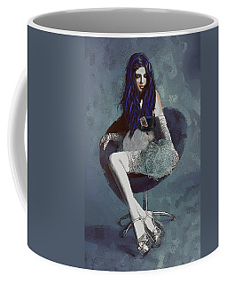 Ask Alice Coffee Mug