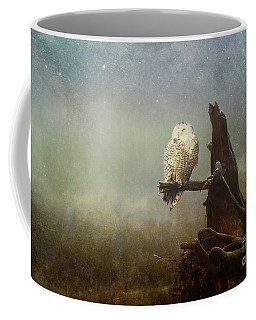 Asleep In The Misty Twilight Coffee Mug