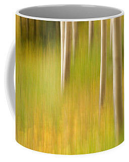 Aspen Abstract Coffee Mug
