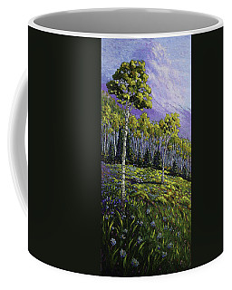 Aspen Blues Coffee Mug