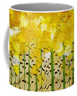 Aspen Colorado Abstract Panorama Coffee Mug