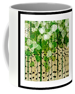 Aspen Colorado Abstract Square 2 Coffee Mug