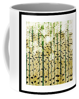 Aspen Colorado Abstract Square 3 Coffee Mug