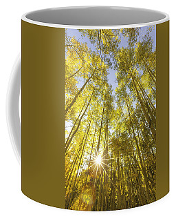 Aspen Day Dreams Coffee Mug