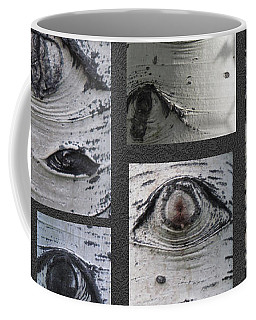 Aspen Eyes Are Watching You Coffee Mug