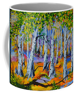 Aspen Friends In Walkerville Coffee Mug