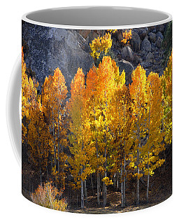 Aspen Gold Coffee Mug by Lynn Bauer
