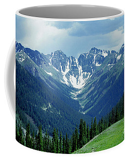 Aspen Mountain Coffee Mug