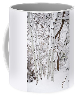 Aspen Snow Coffee Mug