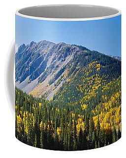 Aspen Trees On Mountain, Little Giant Coffee Mug