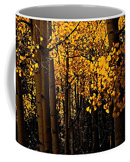 Aspen Woods Coffee Mug