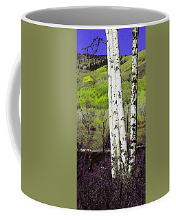 Aspens 4 Coffee Mug