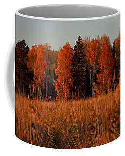 Aspens Glow Coffee Mug