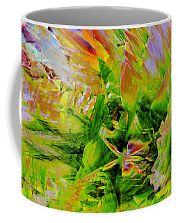 Aspidistral Butterfly Coffee Mug