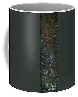 Aspiration Of The Koi Coffee Mug