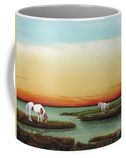 Assateague Island Sunset Coffee Mug