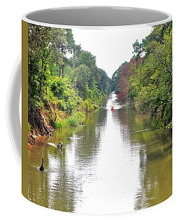 Assawoman Canal - Delaware Coffee Mug