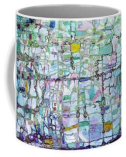 Associations Coffee Mug by Regina Valluzzi