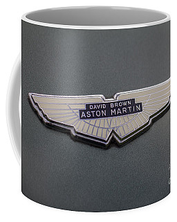 Aston Martin Coffee Mug