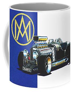 Aston Martin Hot Rod Coffee Mug