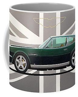 Aston Martin V8 Vantage Coffee Mug