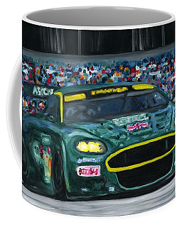 Aston Martin Wins Le Mans 2008 Coffee Mug