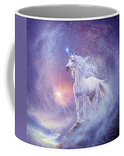 Astral Unicorn Coffee Mug