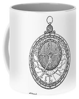 Astrolabe, 1574 Coffee Mug