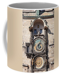 Astronomical Clock At The Old Town Coffee Mug