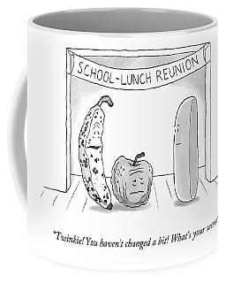 At A School Lunch Reunion Coffee Mug