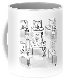 At A Science Fair Coffee Mug