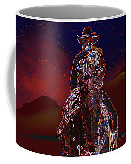 At Home On The Range Coffee Mug