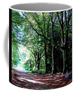 Coffee Mug featuring the photograph At Peace With Nature by Charlie Brock