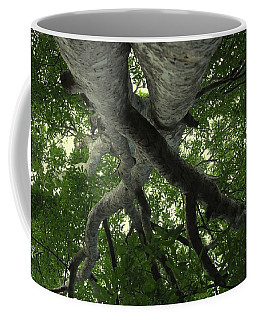 At Peace - World Under Me Coffee Mug