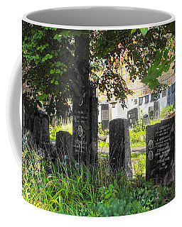 At Rest - Novodevichy Cemetery - Russia Coffee Mug