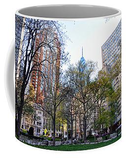At Rittenhouse Square Coffee Mug