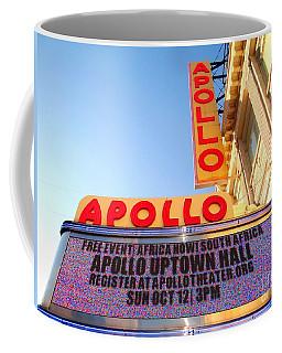 At The Apollo Coffee Mug