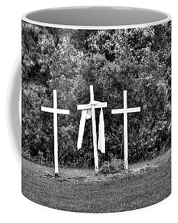 At The Cross Coffee Mug