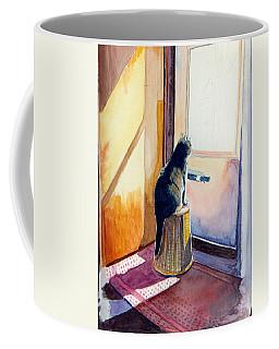 At The Door Coffee Mug