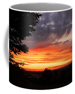 Coffee Mug featuring the photograph At The End Of The Day ... by Juergen Weiss