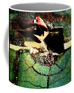 At The End Of The Rainbow Coffee Mug