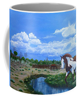 At The Ranch Coffee Mug